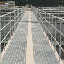 Galvanized Steel Grating Bridge