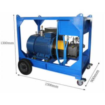 BFT 1000bar ultrahigh pressure pump equipment