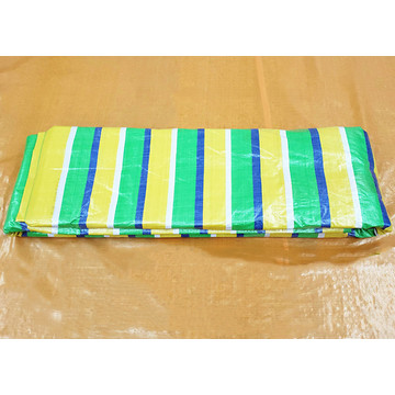 Colorful PE tarpaulins for truck cover