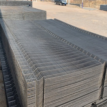 Galvanizedd and PVC Coated Welded Wire Mesh Fence