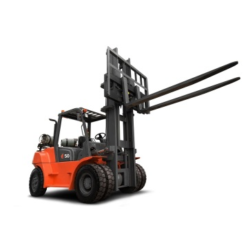 7.0 Ton LPG&Gasoline Forklift With Double Air Filter