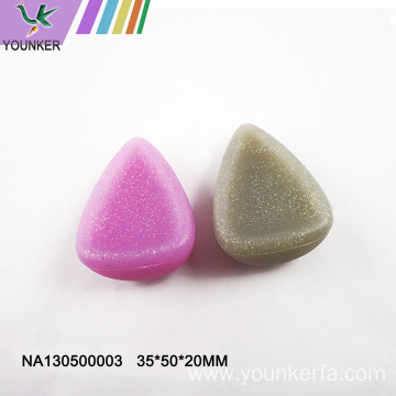 Silicone powder puff can be customized