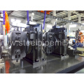 welded round pipe production line