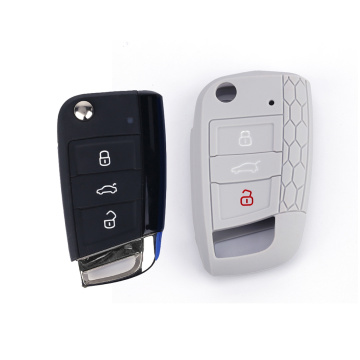 Universal car key case for VW polo golf7
