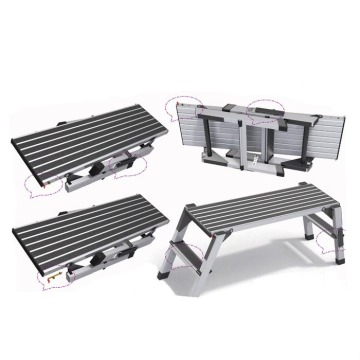 High quality aluminum steps