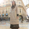 Mink Reversible Fur Lady Coat