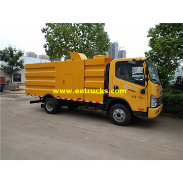 FAW 7000 Litres Airport Sweeping Trucks