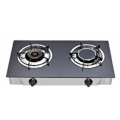 Two Burners Gas And Electric Stove
