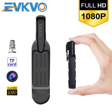 T189 Mini Camera Full HD 1080P Secret Camera Wearable Small Pen Camera Mini DVR Digital Mini DV Camera Max Support 32GB Card