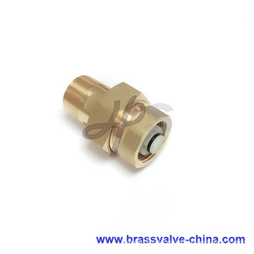 Brass Check Valve for Water Meter Pipe