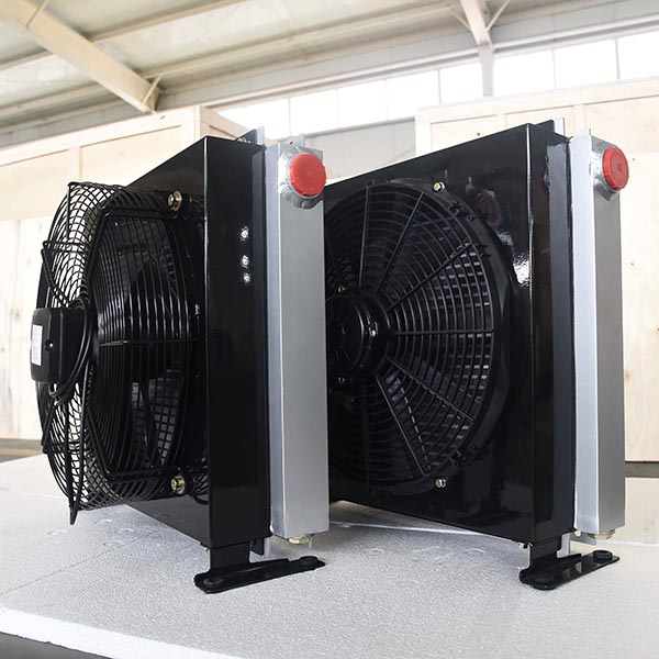 Oil Cooler Electric Fan