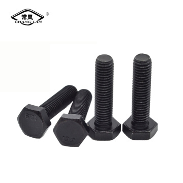 DIN933 8.8 hexagon hex hd bolt