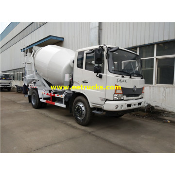 1000 Gallons 140hp Used Concrete Transport Trucks