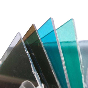 Thermal Insulation Soundproof Transparent Roofing Sheet