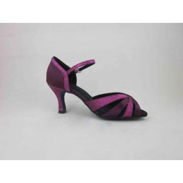 Purple salsa shoes womens