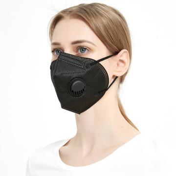5-Ply Flame Proof KN95 Mask With Valve
