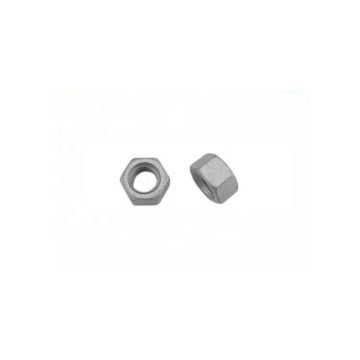 Hexagon Nuts Carbon Steel Dacromet M15 ISO4032