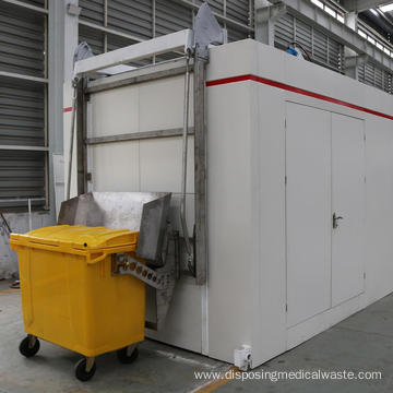 Biohazard Waste Treatment Equipment
