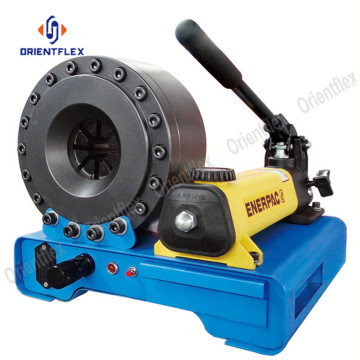 Customized 1 inch manual hydraulic fitting crimper HT-92S-A