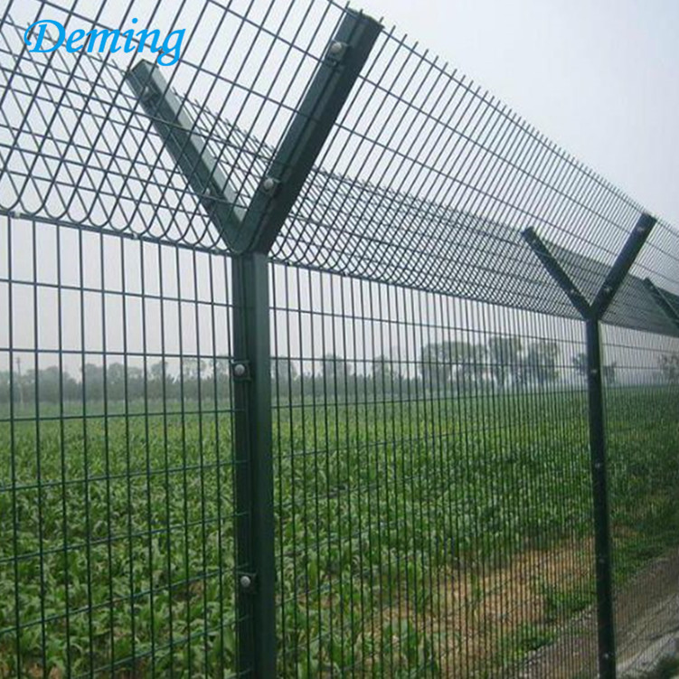 Airport Fencing Welded Mesh Fence