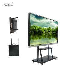 86 Inches Smart LCD TV With Mobile Stand