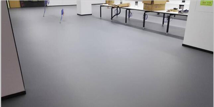 Semi Matte Wear Resistant Epoxy Self Leveling