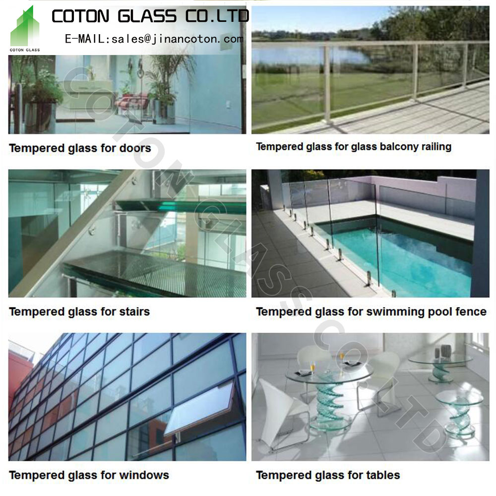 Toughened Glass Cut