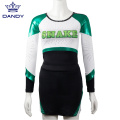 Custom Mystique Sublimation Logo Cheer Uniformer
