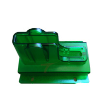 High Hardness Plastic ATM Machining Card Parts Prototype