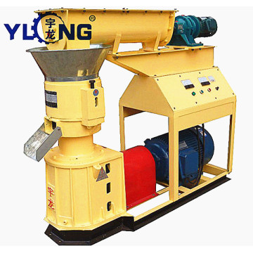 Small wood pellet machine price