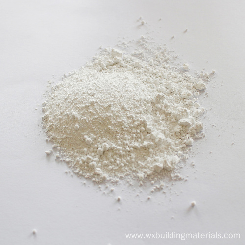 High quality ultrafine silica sand