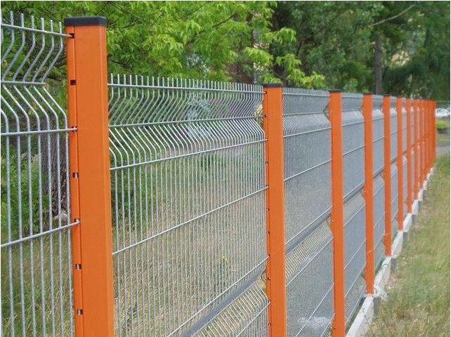 PVC Galvanized Coated Welded Wire Mesh