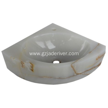 Modern Stone Vessel Bathroom Sink Bowls