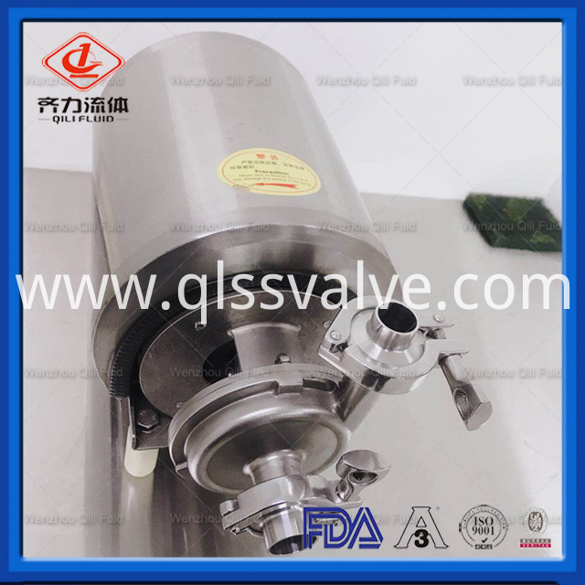 Stainless Steel Pump 2