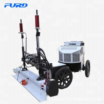 3D Concrete Laser Screed Machine for Super Flat Floor FJZP220