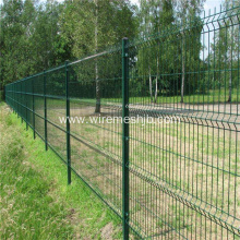 Farm Security Fence-PVC Coated Welded Wire Mesh Fence