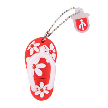 PVC Rubber Shoe USB Memory Stick