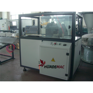 PVC ceiling panel profile extrusion machine