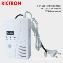 2 in 1 Combined Gas Detector
