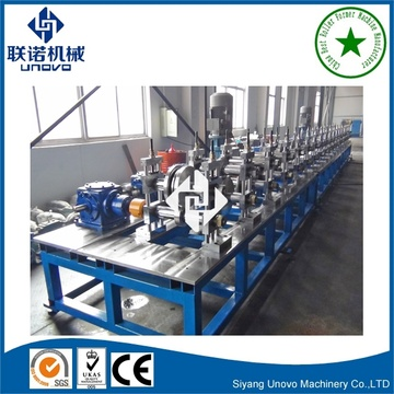 Unistrut bracket metal forming machine
