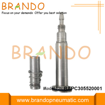 Flange Seat Stainless Steel Armature Tube Armature Assembly