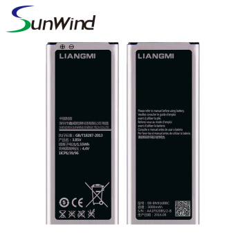 Phone Battery EB-BN916BBC for Samsung Galaxy Note4 N9100