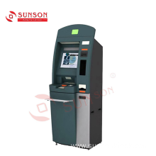 Lobby Bank ATM Machine with Pinpad