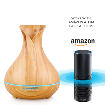 Alexa Tuya Smart Cool Mist Ultrasonic Air Humidifier