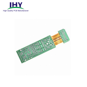 8 Layers Automobile Fr4 Flexible PCB Manufacturing