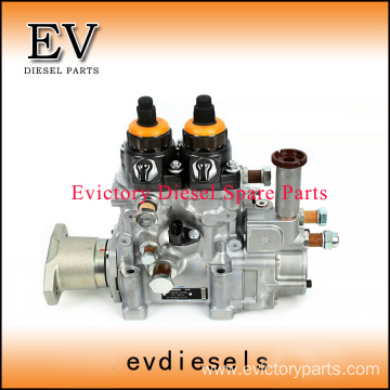 ISUZU 6BD1T 6BD1-T fuel injection pump injector nozzle