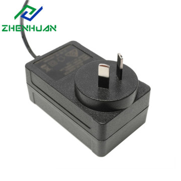 30W Wall Plug 120V to 12V / 24V DC Adapter