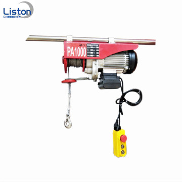 Lifting Equipment 500kg Micro Electric Rope Hoist