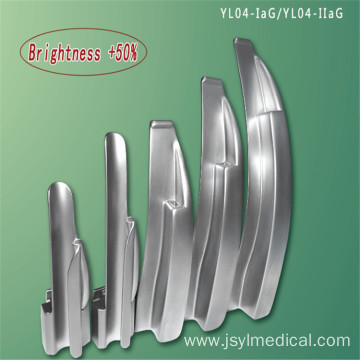 Built-in Fiber Optic Laryngoscope