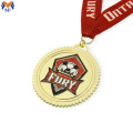 Custom sport medals wholesale price for sale